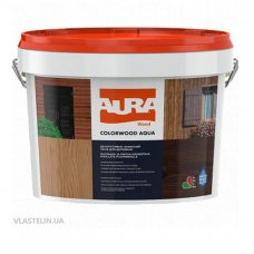 Морилка Aura Color Wood Aqua орех 0.07 л