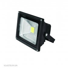 Прожектор Eurolamp LED FL20 black 20W 6500K