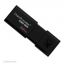 Флешка Kingston DataTraveler 100 G3 32GB USB 3.0