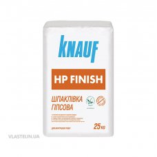 Шпаклевка Knauf HP Finish Финиш 25 кг